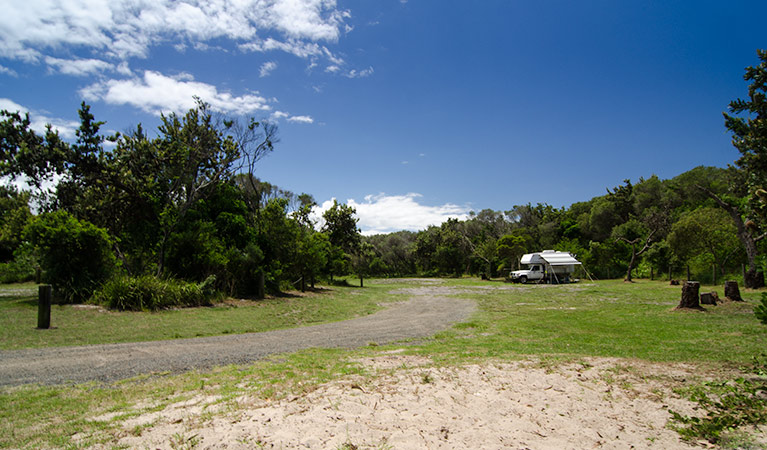 Banksia Green campground - Accommodation Mt Buller