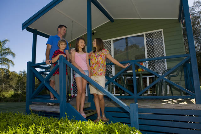 Swansea Gardens Lakeside Holiday Park - Accommodation Mt Buller