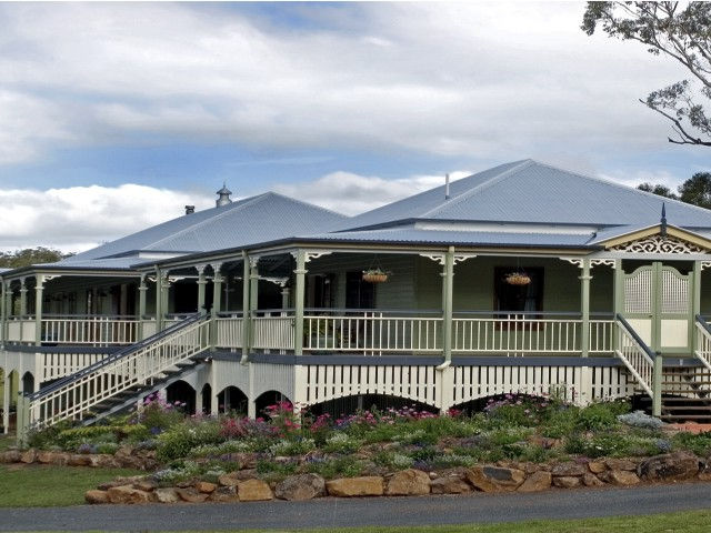 The Sanctuary Springbrook Guest House Cottage - Accommodation Mt Buller