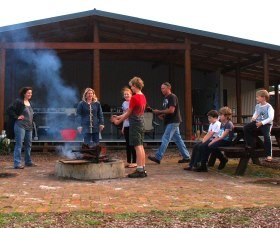 WA Wilderness Catered Camping at Yeagarup Hut - Accommodation Mt Buller