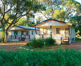 Woodman Point Holiday Park - Aspen Parks - Accommodation Mt Buller