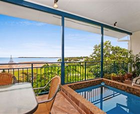 Beach View Holiday Villa - Accommodation Mt Buller