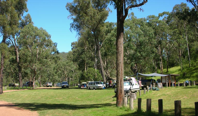 Washpools campground - Accommodation Mt Buller