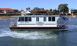 Dolphin Houseboat Holidays - Accommodation Mt Buller