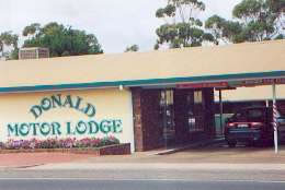 DONALD MOTOR LODGE - Accommodation Mt Buller