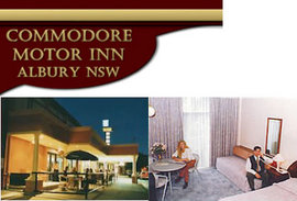 Commodore Motor Inn - Accommodation Mt Buller