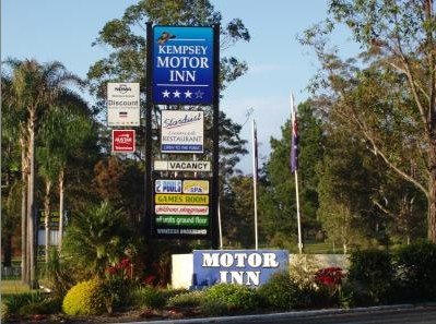 Kempsey Motor Inn - Accommodation Mt Buller
