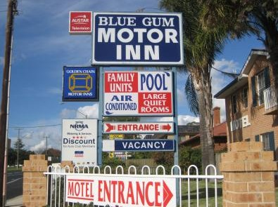 Blue Gum Motor Inn - Accommodation Mt Buller
