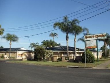 Town and Country Motor Inn Tamworth - Accommodation Mt Buller
