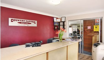 Country Capital Motel - Accommodation Mt Buller