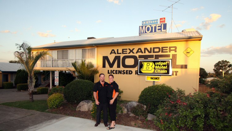 Alexander Motel - Accommodation Mt Buller