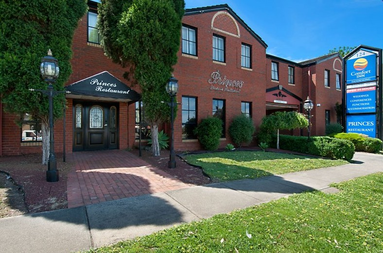 Comfort Inn Dandenong - Accommodation Mt Buller