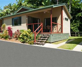 BIG4 Cairns Crystal Cascades Holiday Park - Accommodation Mt Buller