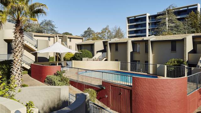 Manuka Park Apartments - Accommodation Mt Buller