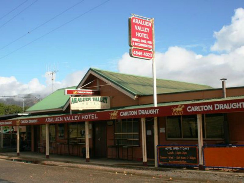 Araluen Hotel - Accommodation Mt Buller