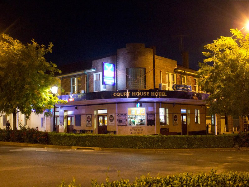 Courthouse Hotel Boorowa - Accommodation Mt Buller