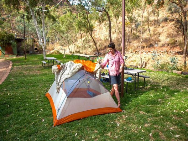 Standley Chasm Angkerle Camping - Accommodation Mt Buller