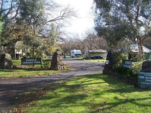 Dunkeld Caravan Park - Accommodation Mt Buller