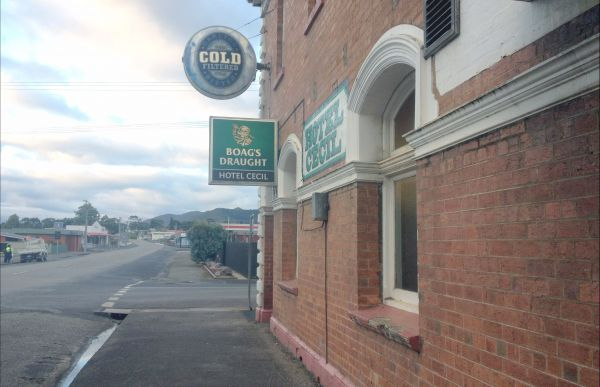 Cecil Hotel Zeehan - Accommodation Mt Buller