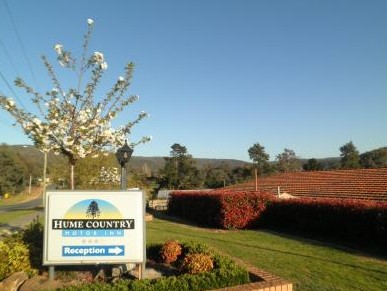 Hume Country Motor Inn - Accommodation Mt Buller