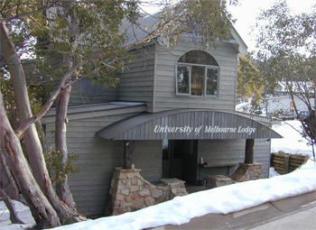 University of Melbourne Lodge Mount Buller