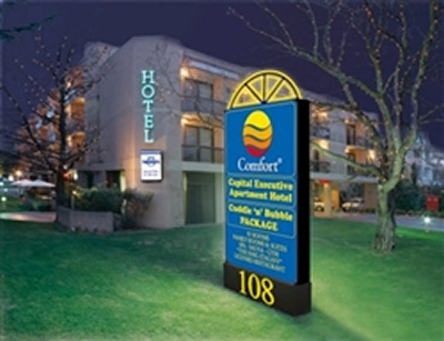 Comfort Capital Executive Apartment Hotel - Accommodation Mt Buller