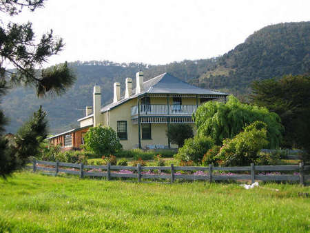 Stanton Bed and Breakfast - Accommodation Mt Buller