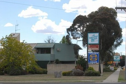 Bendigo Motor Inn Golden Chain - Accommodation Mt Buller