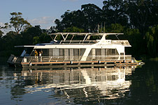 Whitewater Houseboat