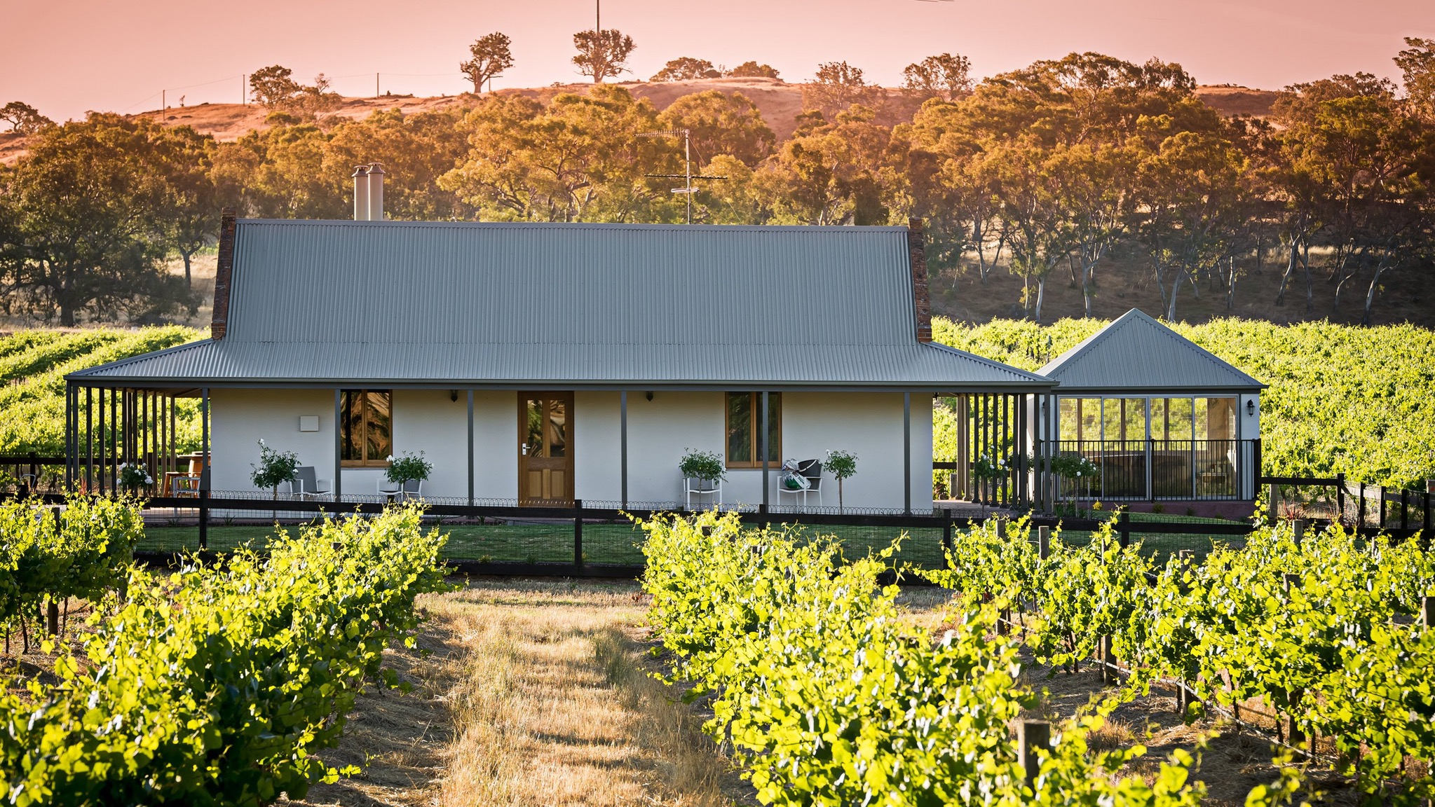 Brockenchack Vineyard Bed  Breakfast - Accommodation Mt Buller