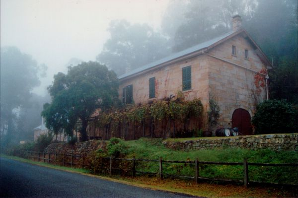 Tizzana Winery Bed And Breakfast - Accommodation Mt Buller