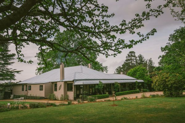 Sylvan Glen Country House - Accommodation Mt Buller