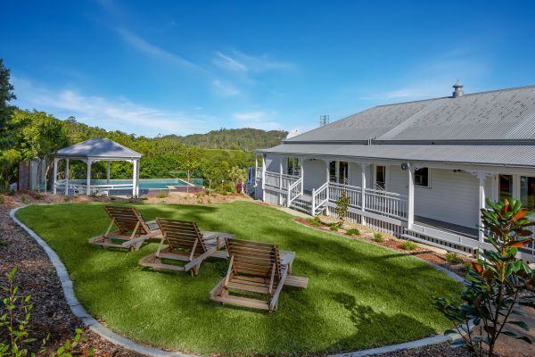 The Farmhouse Eumundi - Accommodation Mt Buller