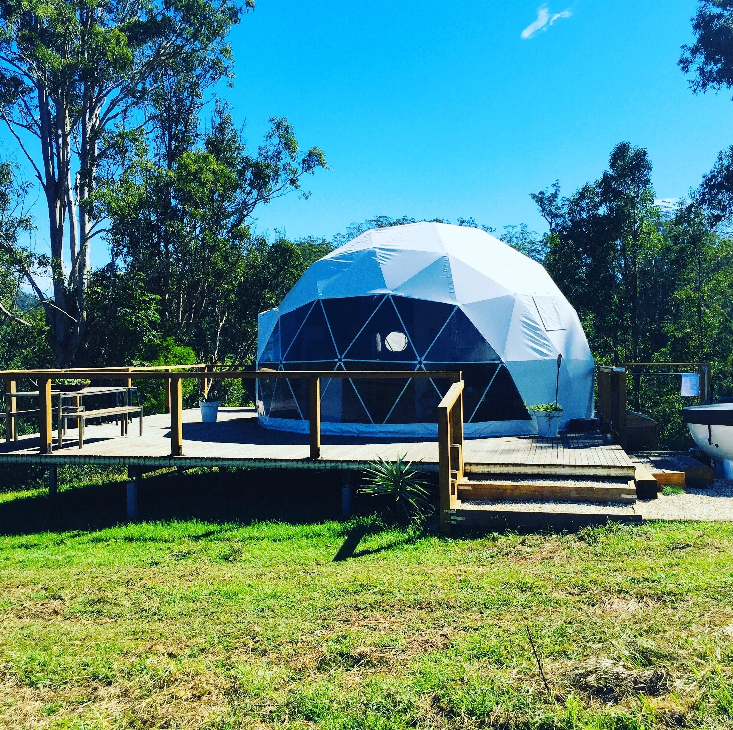 Nature Domes - Accommodation Mt Buller