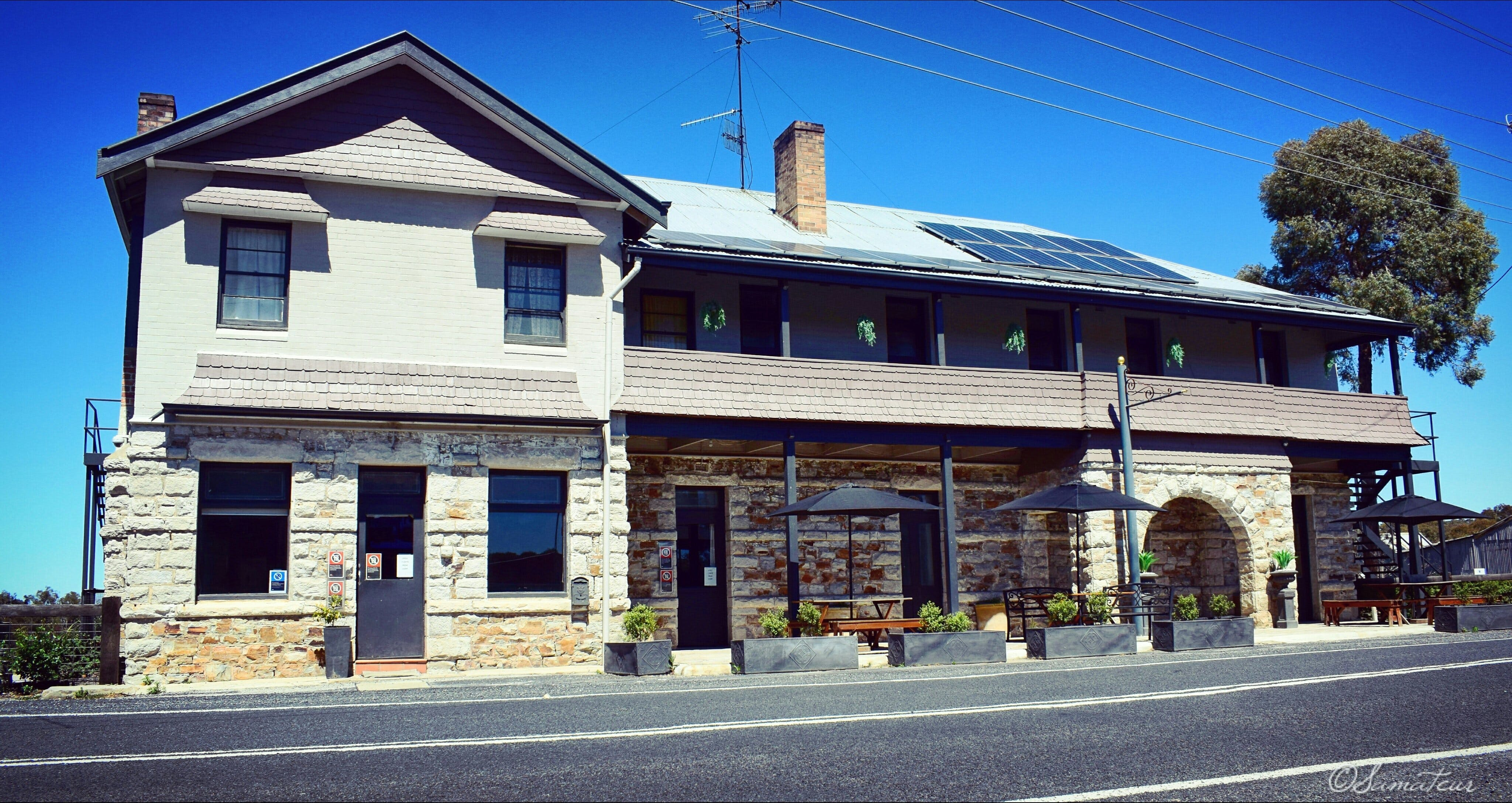 Royal Hotel Capertee - Accommodation Mt Buller