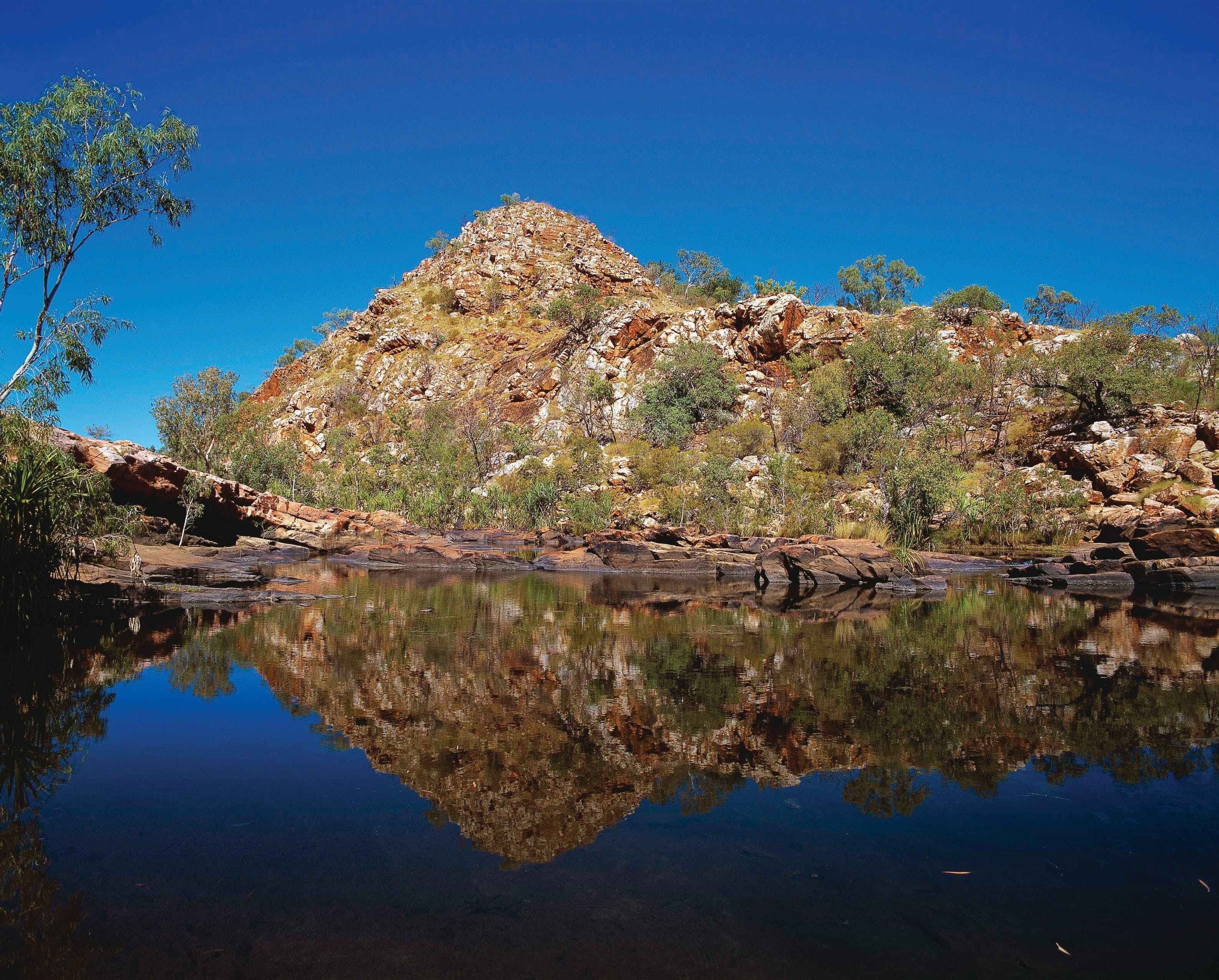 Silent Grove Camp at Wunaamin Miliwundi Ranges Conservation Park - Accommodation Mt Buller