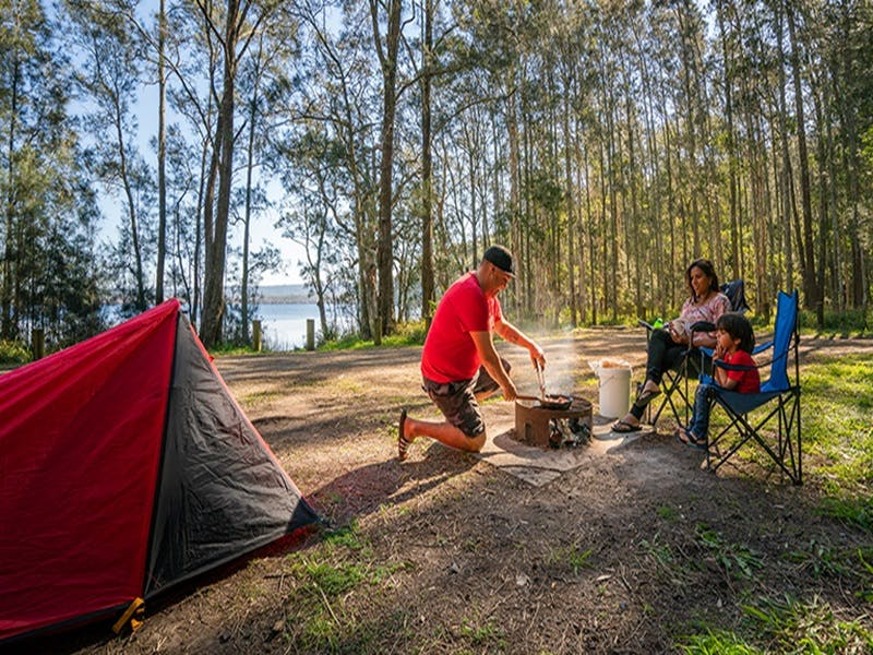 Bungarie Bay campground - Accommodation Mt Buller