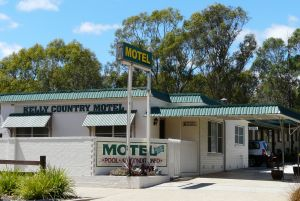 Glenrowan Kelly Country Motel - Accommodation Mt Buller