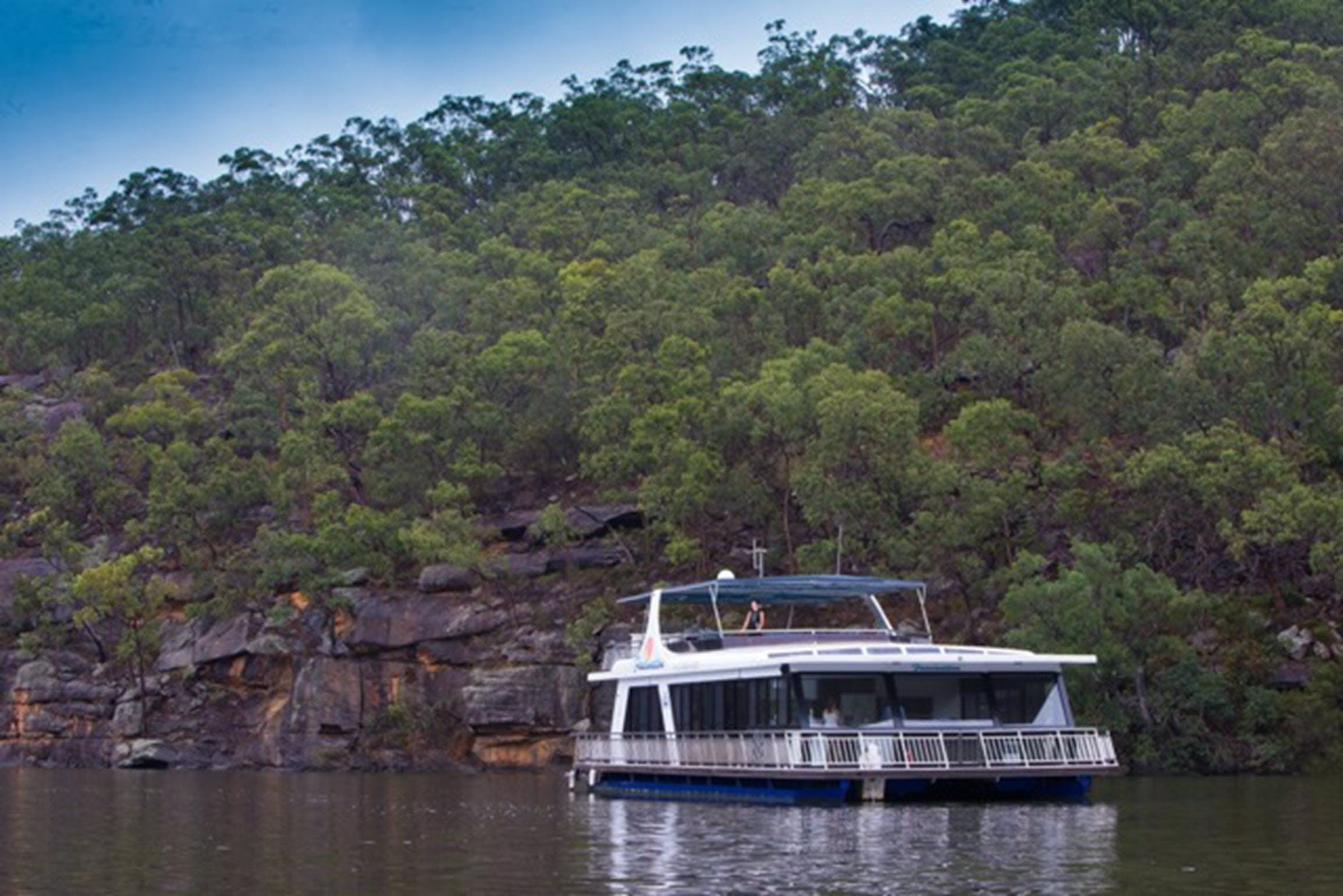 Able Hawkesbury River Houseboats - Kayaks and Dayboats - Accommodation Mt Buller