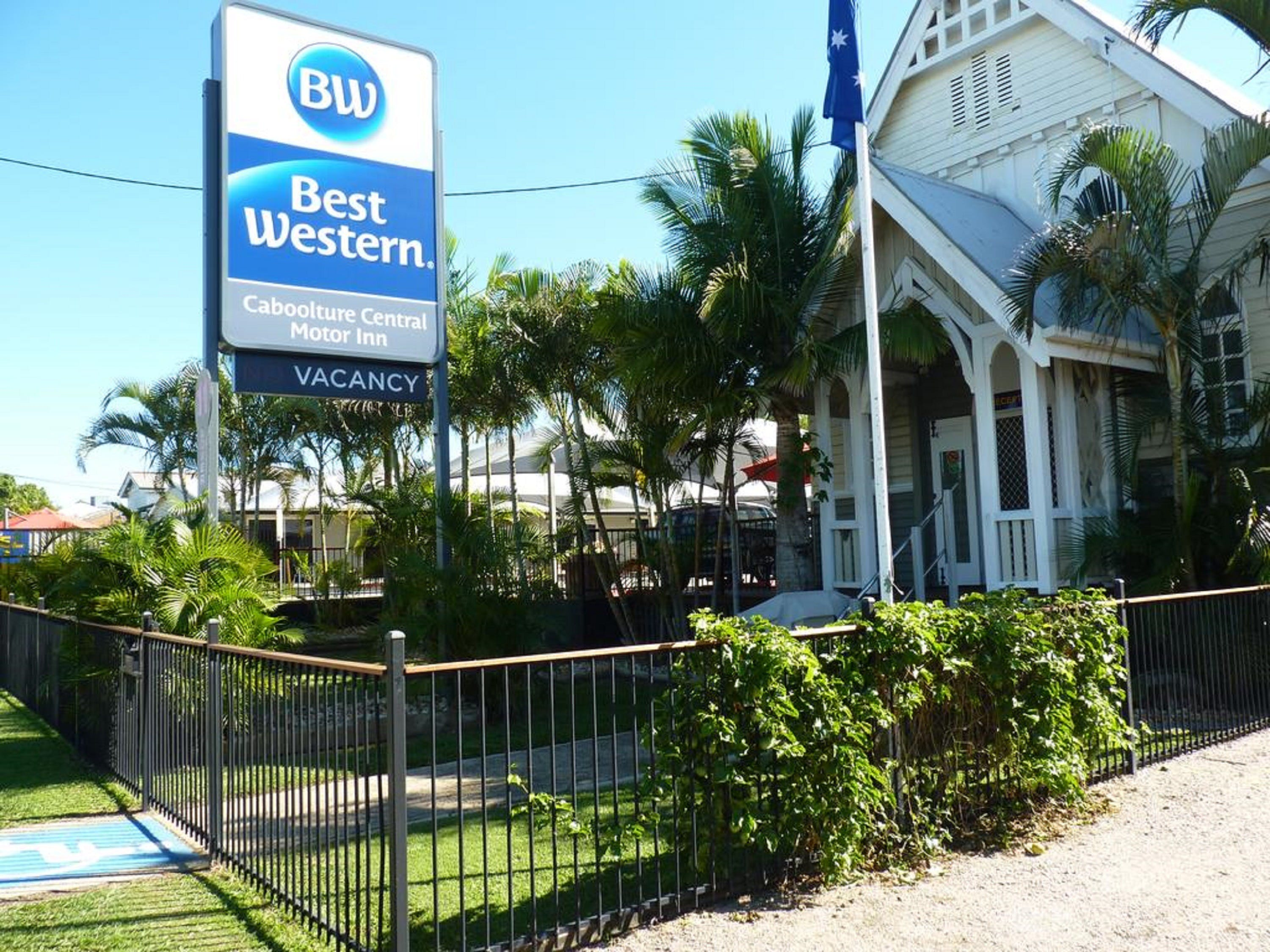 Best Western Caboolture Central Motor Inn - Accommodation Mt Buller