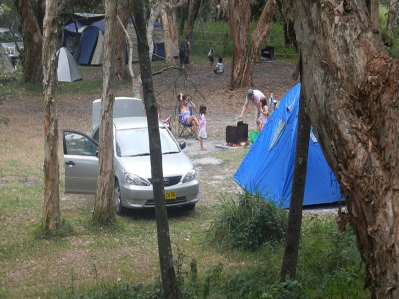 Hungry Gate campground - Accommodation Mt Buller