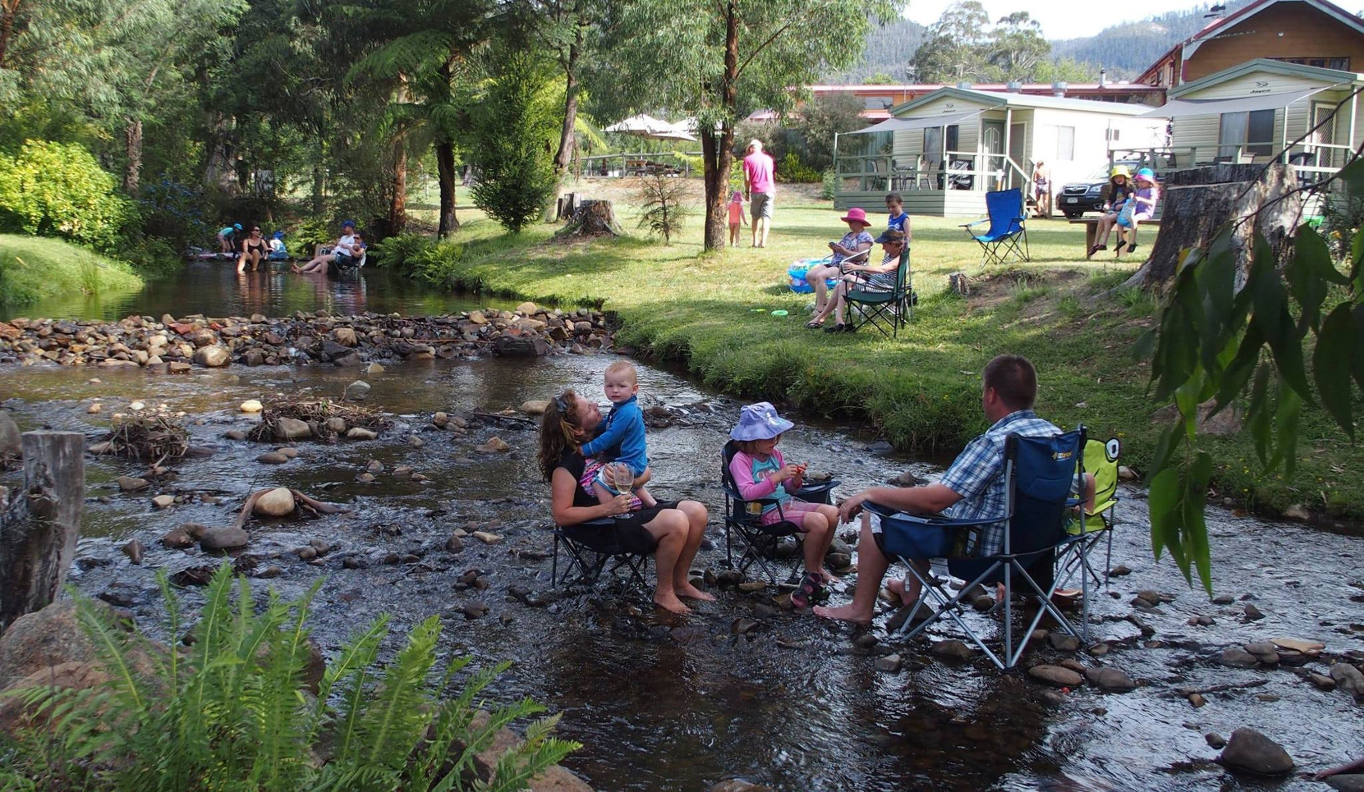 Marysville Caravan and Holiday Park - Accommodation Mt Buller
