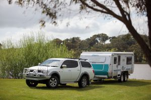 Beaufort Lake Caravan Park - Accommodation Mt Buller