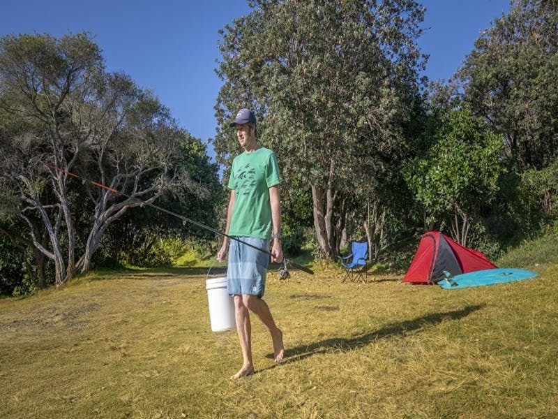 Racecourse campground - Accommodation Mt Buller