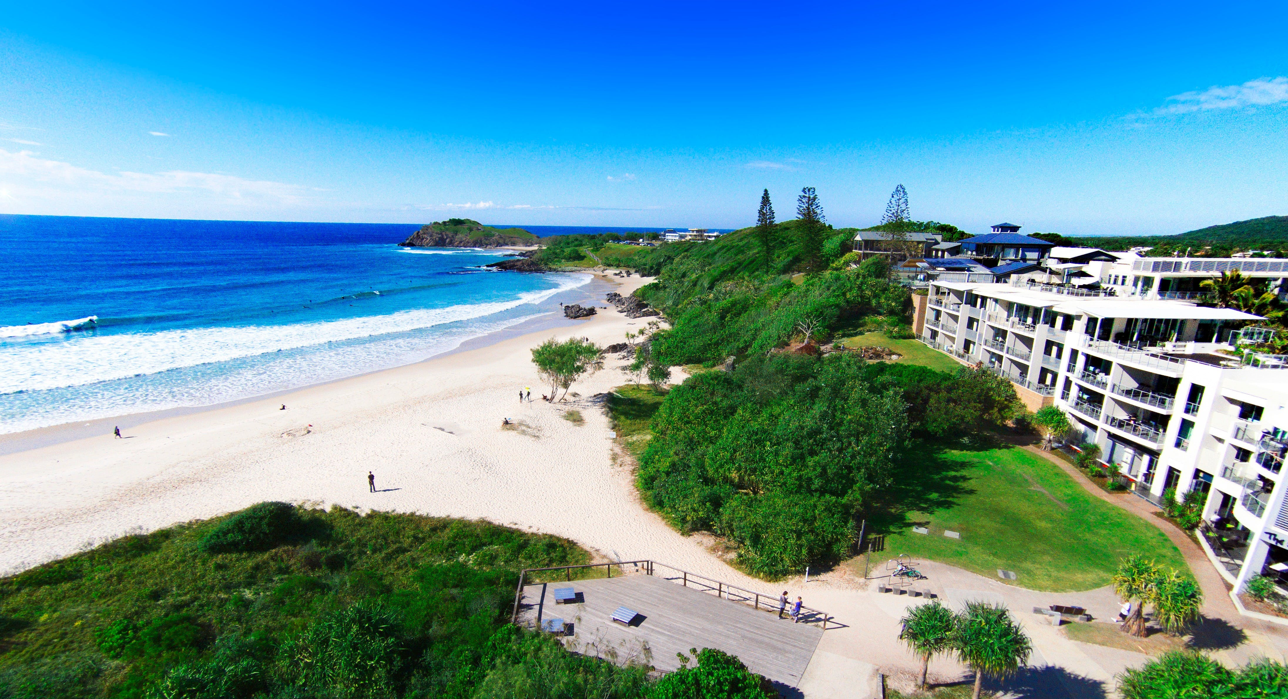 The Beach Cabarita - Accommodation Mt Buller