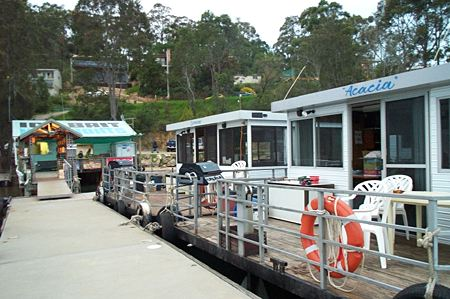 Clyde River Houseboats - Accommodation Mt Buller