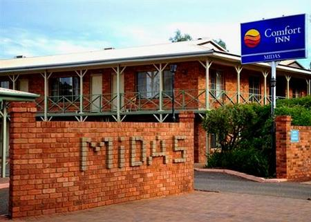 Comfort Inn Midas - Accommodation Mt Buller