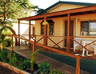 Wintersun Caravan  Tourist Park - Accommodation Mt Buller