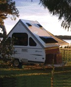 Turner Caravan Park - Accommodation Mt Buller