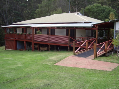 Pemberton Camp School - Accommodation Mt Buller